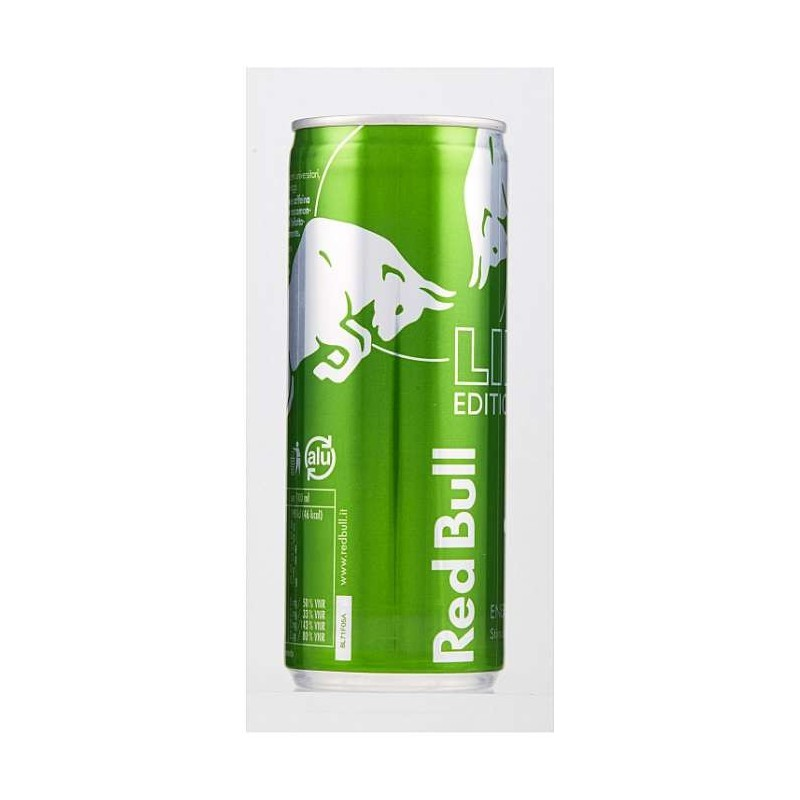 Red Bull Lime Edition...