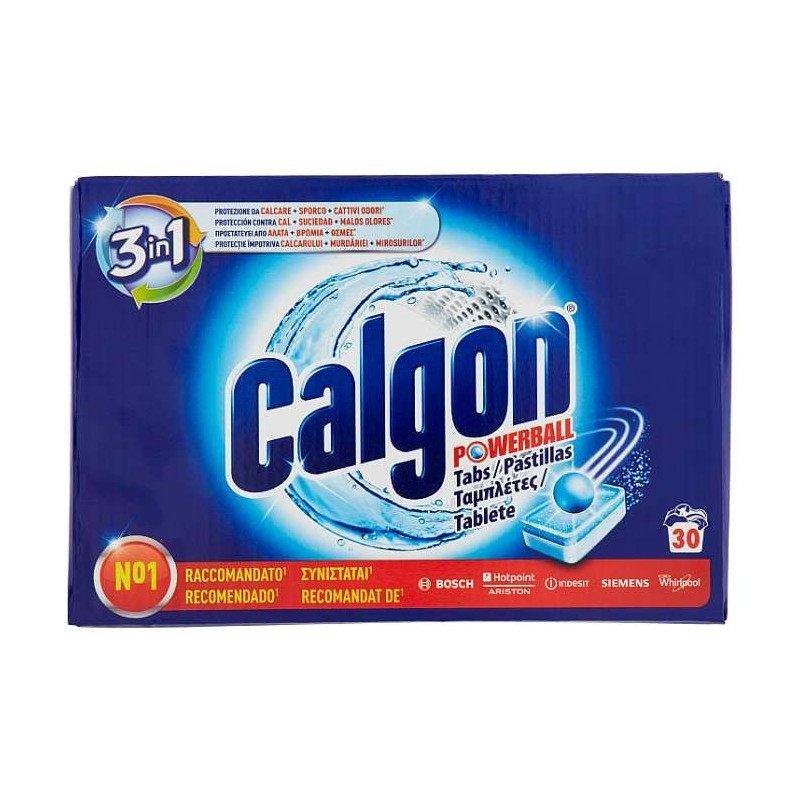 Calgon 3in1 Powerball Tabs...