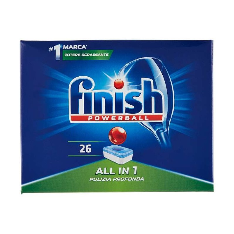 finish Powerball All in 1...