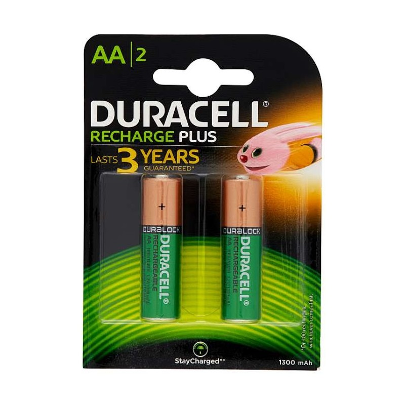 Duracell Recharge Plus AA...