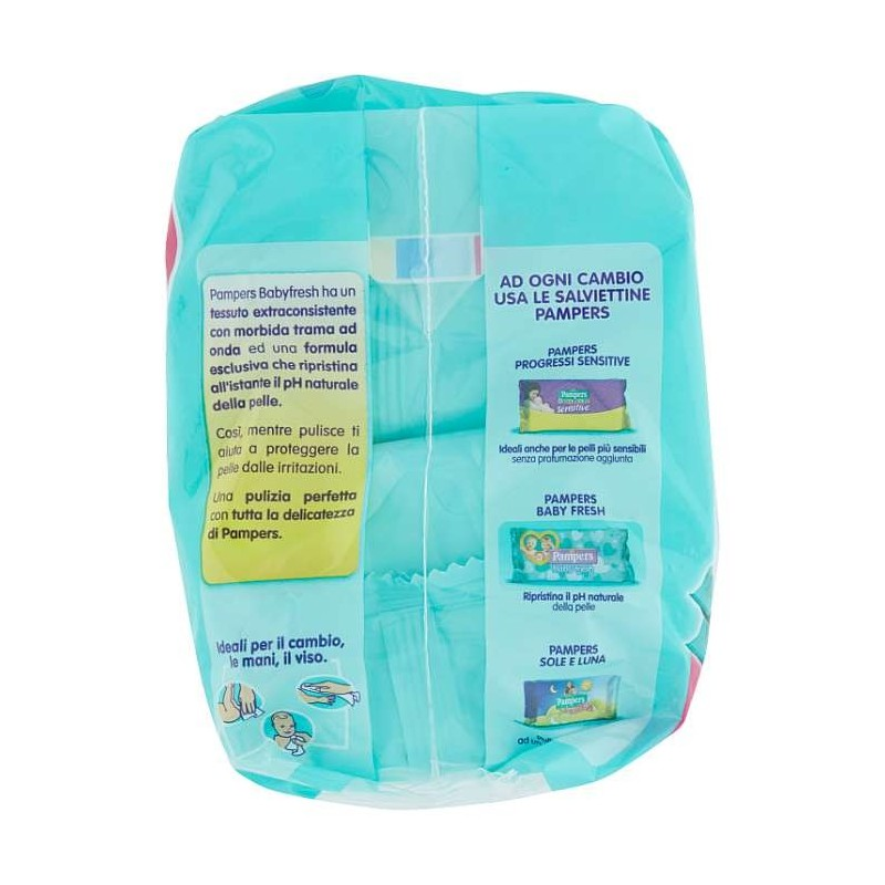 Pampers Baby Fresh x140
